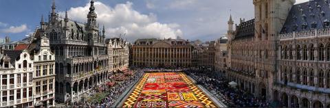 Брюссельский цветочный ковер - идеальное руководство для вашего первого визита Брюссельский цветочный ковер f01 0